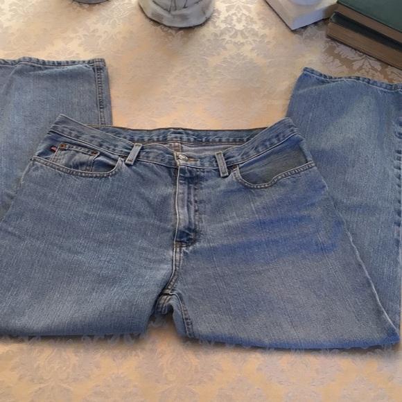 Ralph Lauren Polo Cropped Saturday Jean